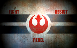 Fight Resist Rebel for good