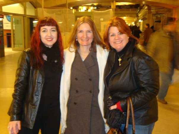 Claud, Bonnie and Suz..birthmothers in NYC