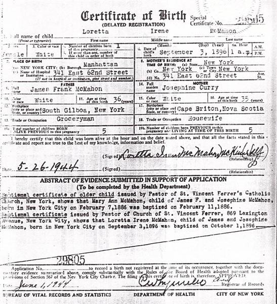 Birth Certificate Access? Roy Blunt is Unaware | Adoption & Birth ...