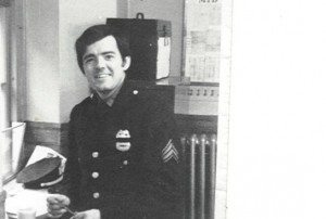 "NYPD ""Crash"" Corrigan"