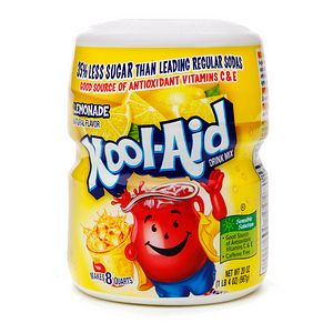Adoption kool aide is lemon-aid flavored. When life hands you lemons...