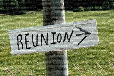 Adoptees searching for reunions