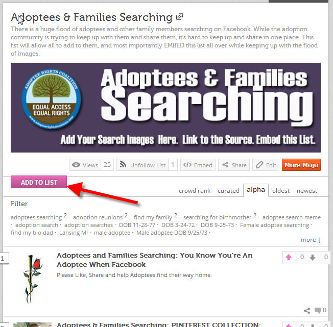 adoptee searches 1