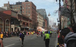 The Boston Bombing COuld HAve Been my Worst Fears! Not Knowing...