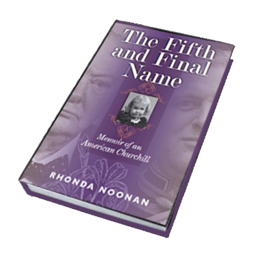 The Fifth and Final Name by Rhonda Noonan