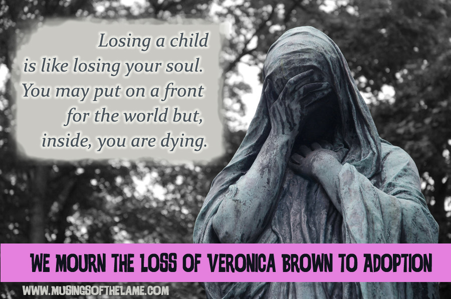 Veronica Rose Brown Another Stolen Adoptee