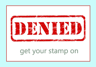 Denied Adoptee Stamps
