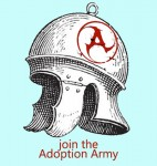 Fight for truth! Join the Adoption Army!