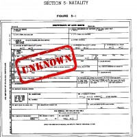 The Adoption Practice of Leaving the Biological Father's Name off the Birth Certificate