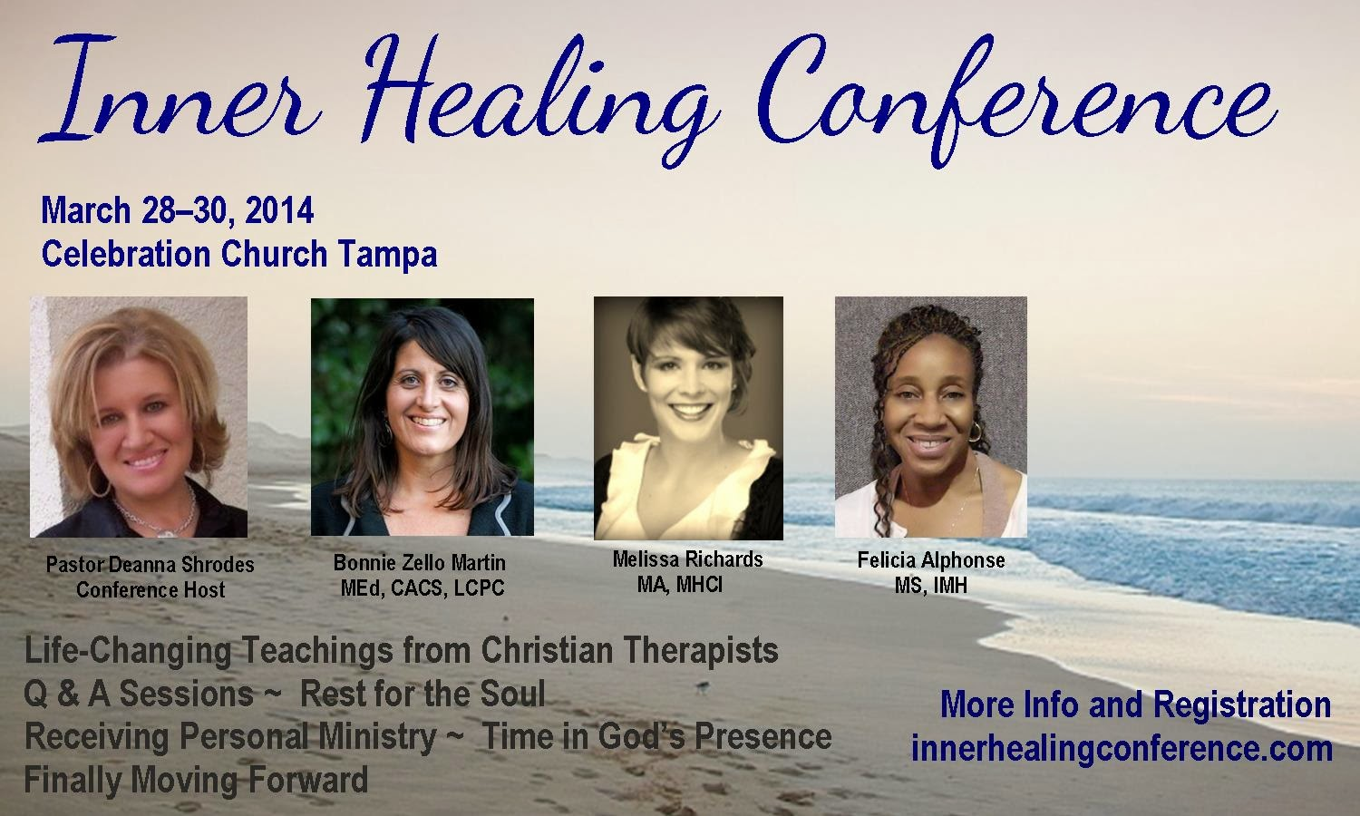Inner healing confernce florida 2014 adoption
