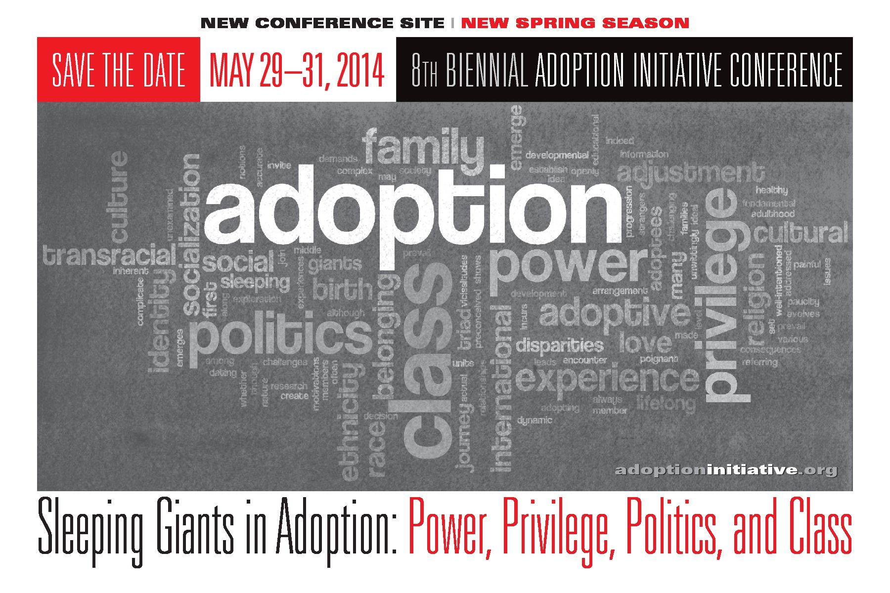 NY adoption conference