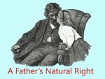A natural fathers right to known his child