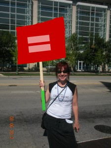 supporting gay marriage but not the right to adopt