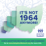 when 1964-1996 Ohio adoptees can first apply for their vital statistics records