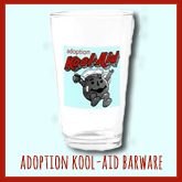 buy adoption kool-aid barware