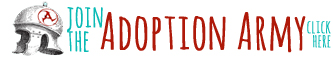 join the doption army email list